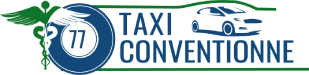 Logo taxi conventionne 77